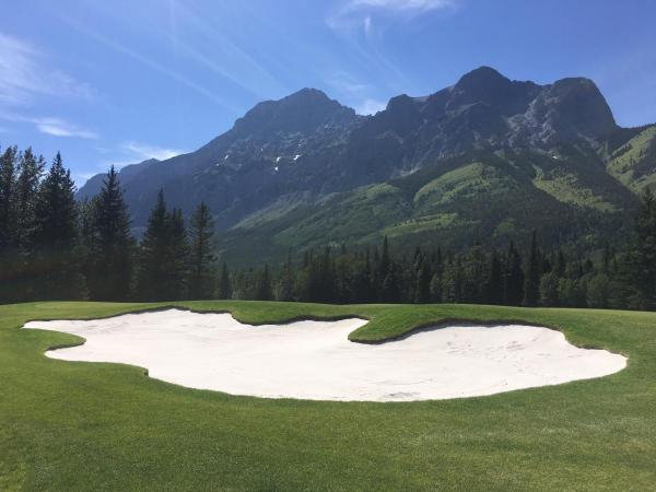Golf Course Bunker Sand
